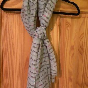 Thirty one scarf